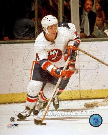 New York Islanders - Jean Potvin Photo Photo