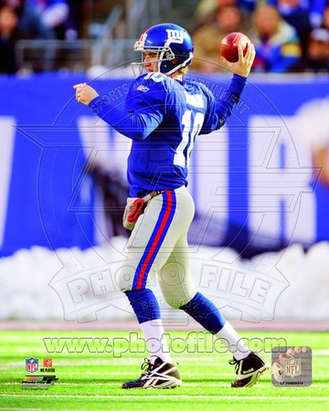 New York Giants – Eli Manning Photo Photo