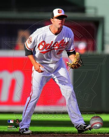 Baltimore Orioles - J.J. Hardy Photo Photo