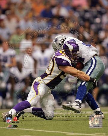 Minnesota Vikings – Heath Farwell Photo Photo