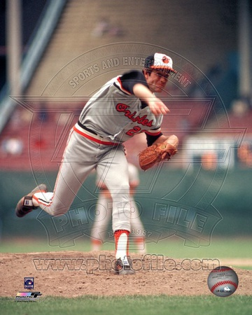Baltimore Orioles - Jim Palmer Photo Photo