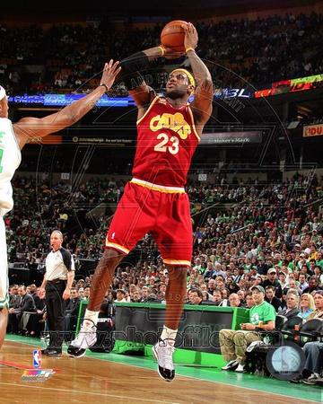Cleveland Cavaliers - LeBron James Photo Photo