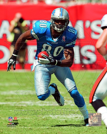 Detroit Lions - Maurice Stovall Photo Photo