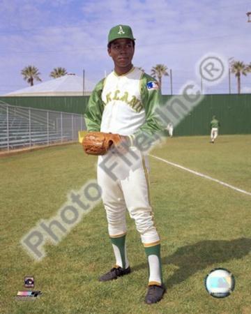 Oakland Athletics - John Odom Photo Photo