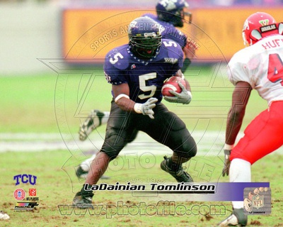 TCU Horned Frogs - LaDainian Tomlinson Photo Photo