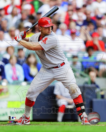St Louis Cardinals – Matt Holliday Photo Photo