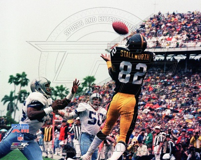Pittsburgh Steelers - John Stallworth Photo Photo