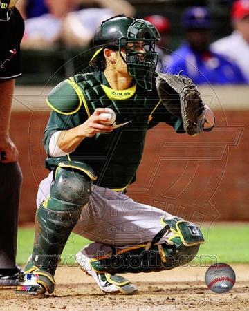 Oakland Athletics - Kurt Suzuki Photo Photo