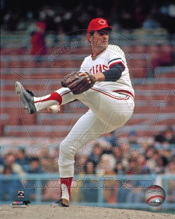 Cleveland Indians - Gaylord Perry Photo Photo
