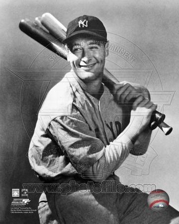 New York Yankees - Lou Gehrig Photo Photo