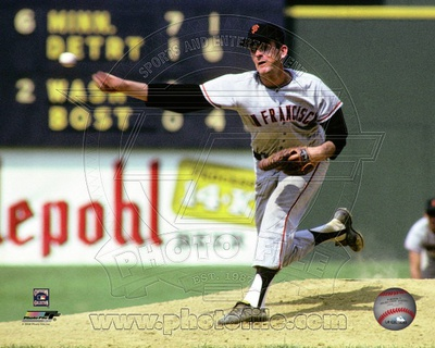San Francisco Giants - Gaylord Perry Photo Photo