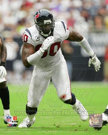 Houston Texans - Mario Williams Photo Photo