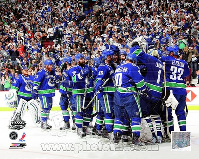Vancouver Canucks Photo Photo