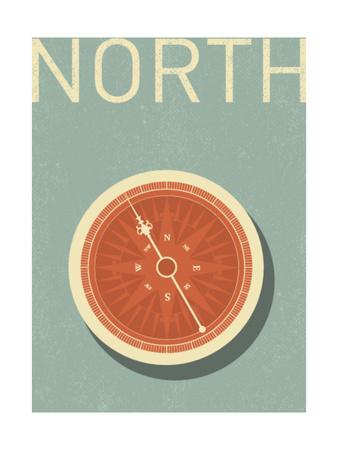 Antique Compass Prints by  norph