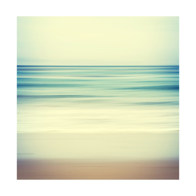Cross-Processed Seascape Prints by  DavidMSchrader