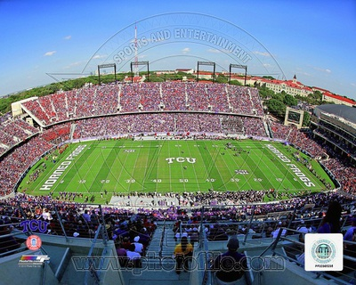 TCU Horned Frogs Photo Photo