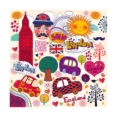London Symbols Posters by Molesko Studio