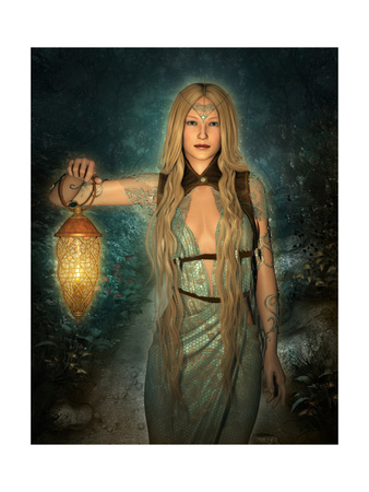 Welcome To The Woodland Realm Prints by Atelier Sommerland