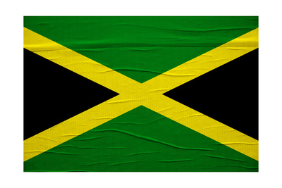 Jamaican Flag Posters by igor stevanovic