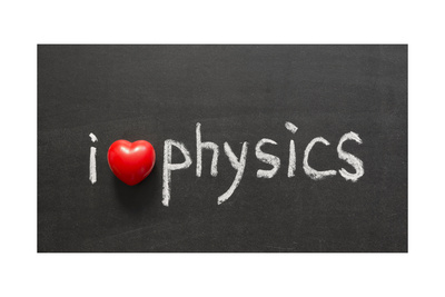 Love Physics Posters by Yury Zap