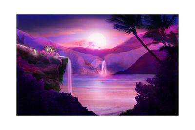 Tropical Hideaway Posters by  blu_vanilla21