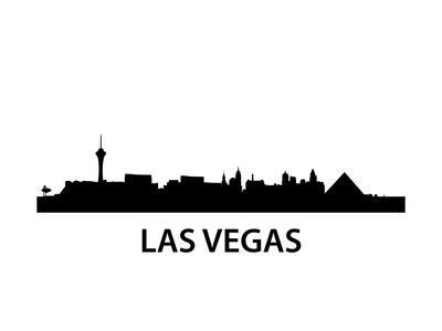 Skyline Las Vegas Posters by  unkreatives