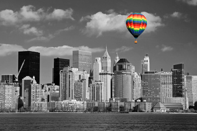 Lower Manhattan Skyline Photographic Print by  Gary718