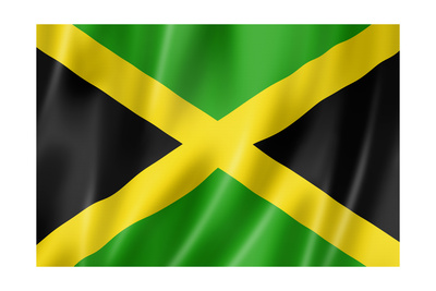 Jamaican Flag Prints by  daboost