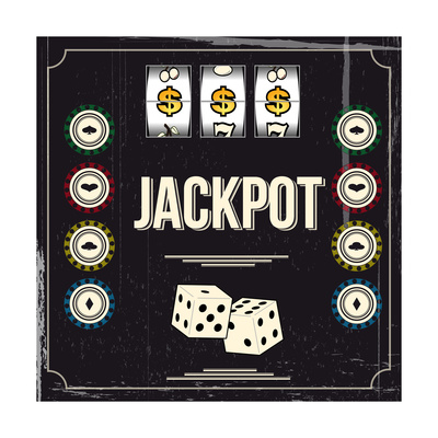Jackpot Posters by  snoopgraphics