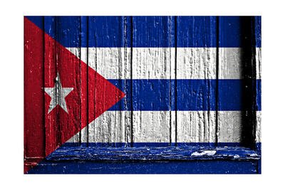 Cuba Flag Posters by  budastock
