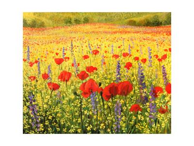 Sea Of Blossom Stampe di  kirilstanchev