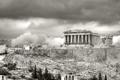 Acropolis Photographic Print by  igabriela