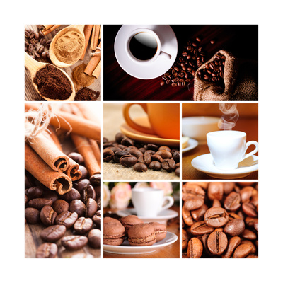 Coffee Concept Print by  oksix