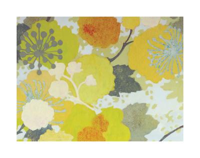 Garden Variety I Giclee Print by Sally Bennett Baxley
