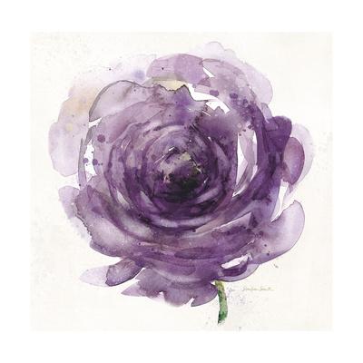 Watery Plum Bloom 2 Prints by Sandra Smith