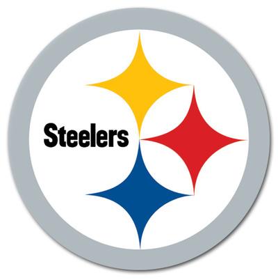 NFL Pittsburgh Steelers Vinyl Magnet Imán