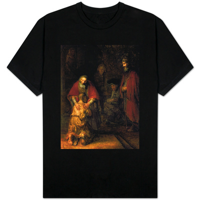 Return of the Prodigal Son, circa 1668-69 Shirts