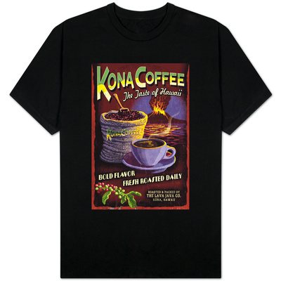 Kona Coffee - Hawaii Shirt