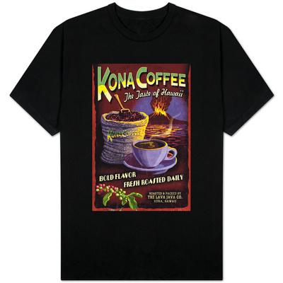 Kona Coffee - Hawaii Shirt