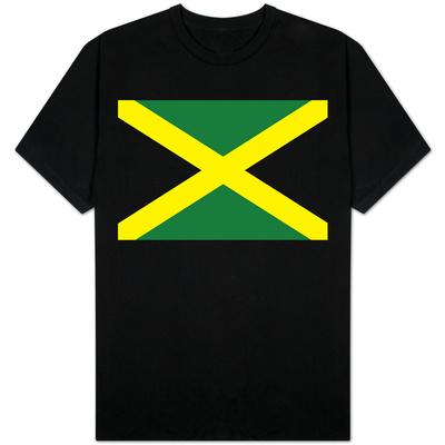 Jamaica National Flag Shirts