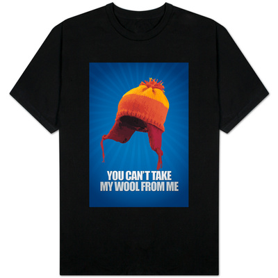 You Can't take My Wool From Me T-Shirt