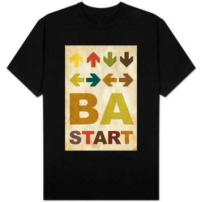 Konami Code (Contra 2) Shirts