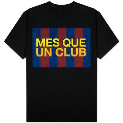 Mes Que Un Club T-shirts