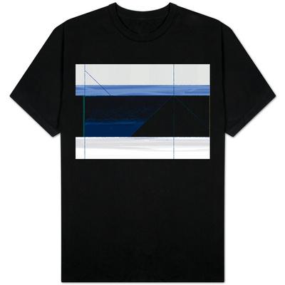 Deep Blue Shirt
