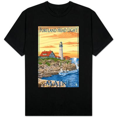 Portland Head Light - Portland, Maine Shirts