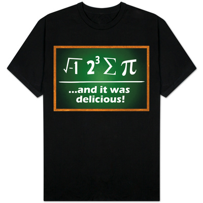 And It Was Delicious Shirt