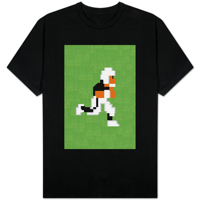 Tecmo Super Bo 8-bit Hall of Fame Shirt