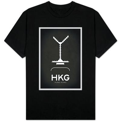 HKG Hong Kong Airport Shirt