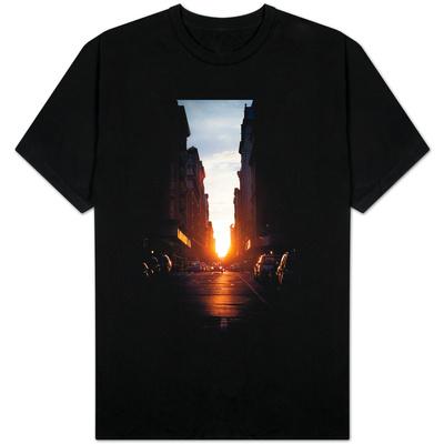 Manhattanhenge New York City Shirts