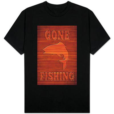 Gone Fishing T-shirts